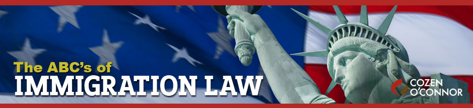 The ABC's of Immigration Law